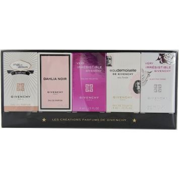 Givenchy Les Creations Parfums 5 Piece Gift Set for Women