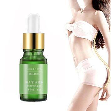 Fat Burning,Lotus.flower 10ml Thin Abdomen Slimming Essential Oil Liquid Weight Loss Product Leg Body Waist Fat Burning