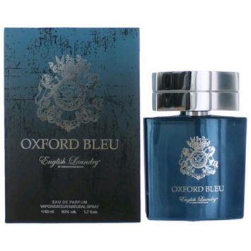 Oxford Bleu Eau De Parfum Spray For Men 1.7 Oz / 50 ml