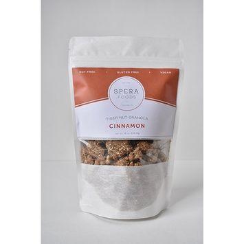 Cinnamon Tiger Nut Granola- Nut Free, Gluten Free & Vegan Granola