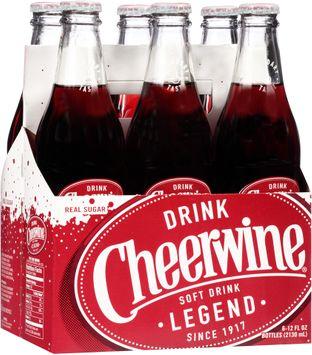 cheerwine® cherry soft drink