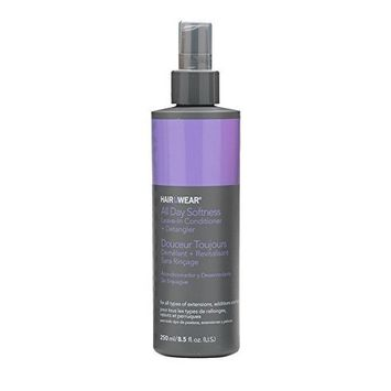 Hair U Wear All Day Softness Leave-In-Conditioner+Detangler 8.5 fl. oz