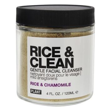 Rice & Clean Gentle Facial Cleanser Rice & Chamomile - 4 fl. oz.