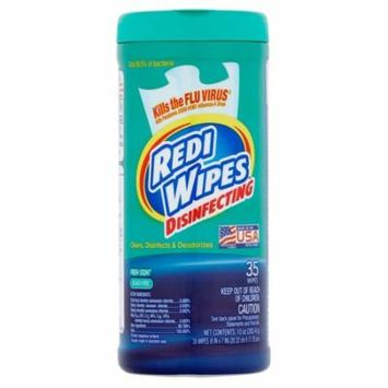 35 CT DISINFECTING WIPES FRESH SCENTED