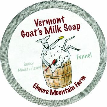 Goats Milk Soap - Fennel