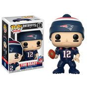 Funko Pop! NFL: Wave 4-Tom Brady Novelty