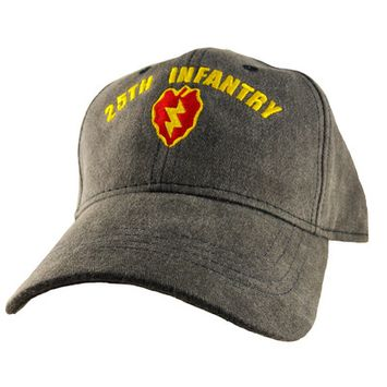 Motorhead Products Division Cap Branch: 25th Infantry