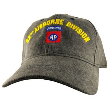 Motorhead Products Division Cap Branch: 82nd Airborne