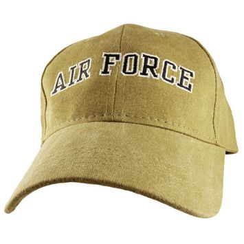 Motorhead Products US Military Wordmark Cap Branch: Air Force
