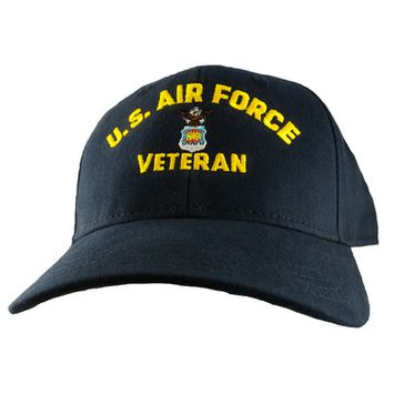 Motorhead Products US Military Veteran Cap Branch: Air Force
