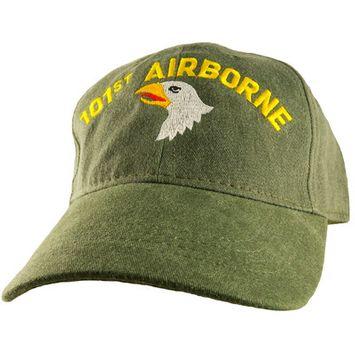 Motorhead Products 101st Airborne Cap