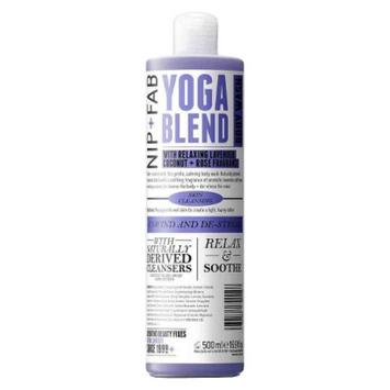 Nip + Fab Yoga Blend Body Wash - 16.9 oz