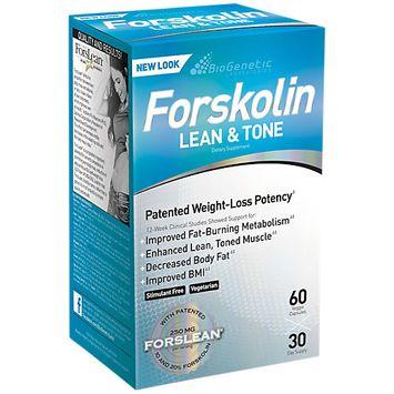 Isatori Sports Nutrition Forskolin Lean Tone