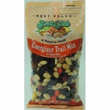 Product Of Snak Club, Premium Enrgizer Trail Mix, Count 6 (7.50 oz) - Snacks / Grab Varieties & Flavors