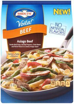 birds eye® voila!® asiago beef
