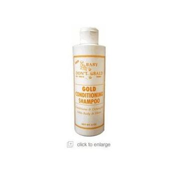 Baby Don't Be Bald Gold Conditioning Shampoo 8oz