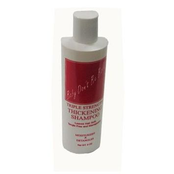 Baby Don't Be Bald TRIPLE STRENGTH Thickening Shampoo 8oz