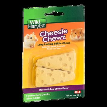 Wild Harvest Cheesie Chewz For Hamsters, Gerbils, Mice, & Rats - 2 CT