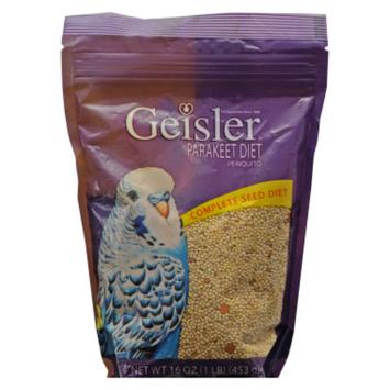 Wild Harvest Parakeet Blend Bird Seed, 16 oz