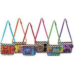 Laurel Burch LB5320 Zipper Top Assortment Cross Body Bag