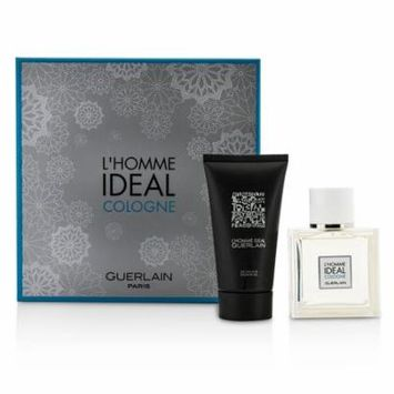 L'Homme Ideal Cologne Coffret: Eau De Toilette Spray 50ml/1.6oz + Shower Gel 75ml/2.5oz-2pcs