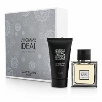 L'Homme Ideal Coffret: Eau De Toilette Spray 50ml/1.6oz + Shower Gel 75ml/2.5oz-2pcs
