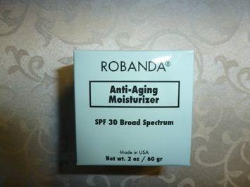 Robanda Anti-Aging Moisturizer SPF 30 Broad Spectrum, 2 Oz.
