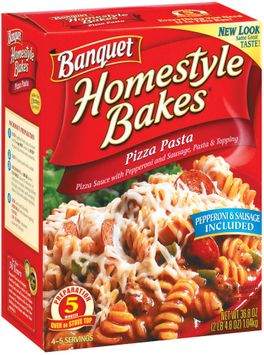 Banquet Homestyle Bakes