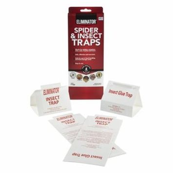Eliminator Spider & Insect Trap, 16 Count