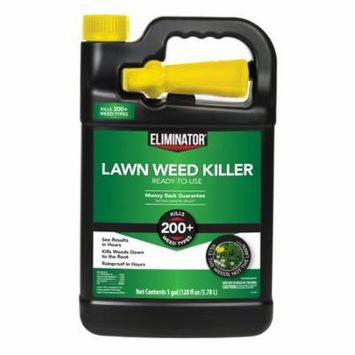 Eliminator Lawn Weed Killer Ready-to-Use, 1 gallon