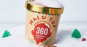 Halo Top Just Dropped its New Holiday Flavor