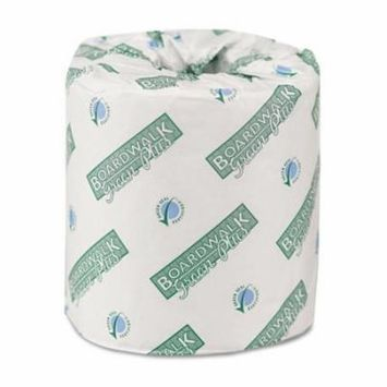 Boardwalk 24GREEN Green Plus Bathroom Tissue, 2-Ply, White (Case of 80)