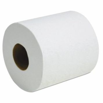Boardwalk Two-Ply Toilet Tissue, White, 4 1/4 x 3 1/2, 500/Roll, 96/Carton -BWK500