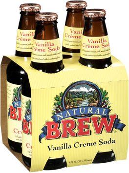 Natural Brew® Vanilla Creme Soda