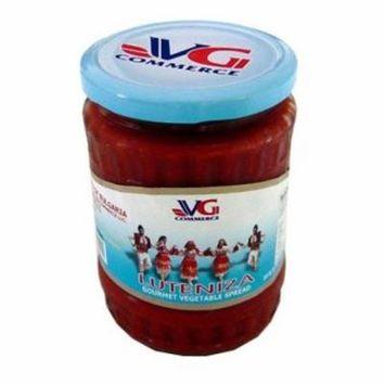 Lutenica Gourmet Vegetable Spread (vg) 580g - Dancing