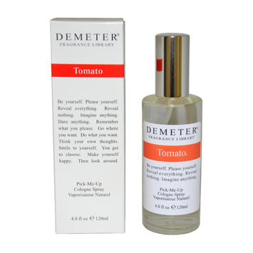 Demeter Fragrance Library Tomato by Demeter for Women - 4 oz Cologne Spray