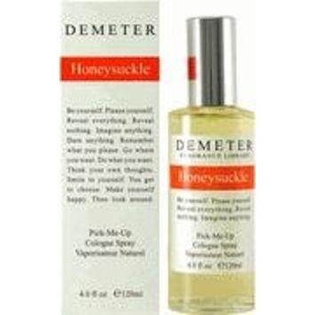 Honeysuckle By Demeter For Women. Pick-me Up Cologne Spray 4.0 Oz