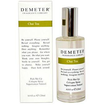Chai Tea by Demeter for Women - 4 oz Cologne Spray