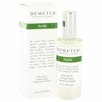 Demeter By Demeter For Women Sushi Cologne Spray 4 Oz