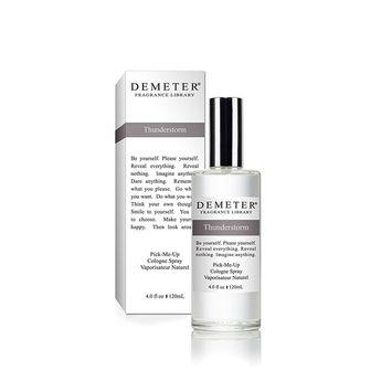 Demeter Cologne Spray for Unisex, Thunderstorm, 4 Ounce