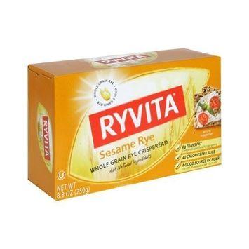 Ryvita Toasted Sesame Crispbread 8.8 OZ
