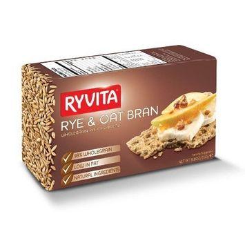 Ryvita Rye and Oat Bran Crisp Bread, 8.8 oz