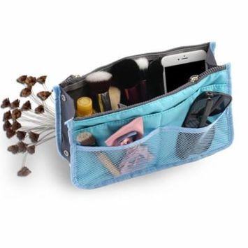 Multifunction Travel Cosmetic Makeup Bag Outdoor Organizer Storage Handbag Cosmetic Bag