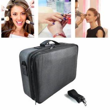 Women Portable Cosmetic Bag Waterproof Travel Cosmetic Storage Box Makeup Bag Professional Cosmetic Bags Manicure Toolbox