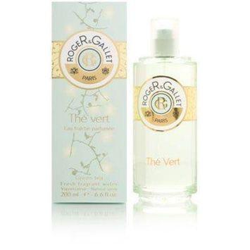 The Vert (Green Tea) by Roger & Gallet 1.0 oz Fresh Fragrant Water Spray