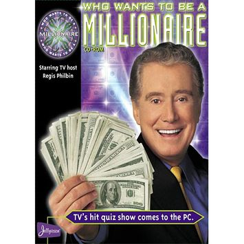Disney Interactive 23337 Who Wants To Be A Millionaire