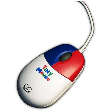 Chester Creek TMO Optical Tiny Mouse White