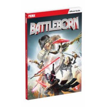 Dk Games Battleborn: Prima Official Game Guide