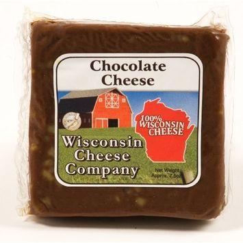 Wisconsin Cheese & Wine Chalet Wisconsin Chocolate Cheese Fudge