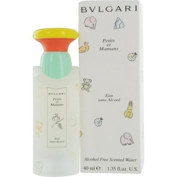 Bvlgari Petits et Mamans by Bvlgari for Women Eau de Toilette Spray 3.4 oz